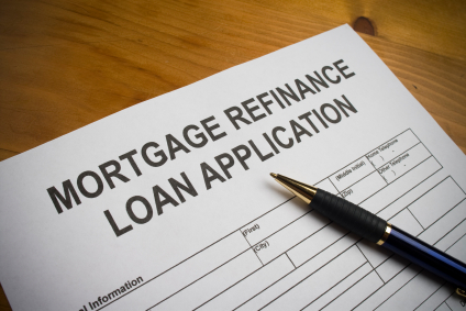 Mortgage Refinance Form